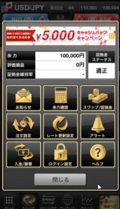 FX 10万円 資金