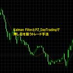 Kalman FilterとPZ_DayTradingで押し目を狙うトレード手法