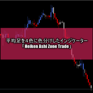 heiken ashi zone trade