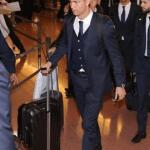 クリスティアーノ・ロナウド スーツケースのメーカーは?