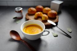 Zucca (ズッカ)【栗マロンかぼちゃのポタージュスープ
