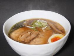 麺屋一八・たまり醤油ラーメン「たまりらぁ麺(しょうゆ新味)」