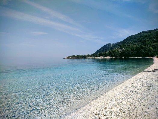 Strand von Papa Nero