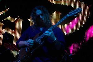 Luis Romero guitarrista Ñu