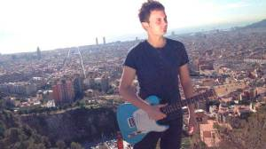 David García guitarrista