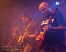 "Jerónimo Ramiro en su gira ""Tenebrariun"""