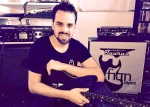 Fran López guitarrista