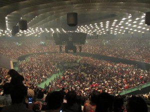 大阪城ホール アリーナ パターンC-3