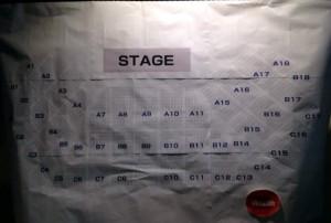 東方神起ファンミ 神戸ワールド 横使い座席表