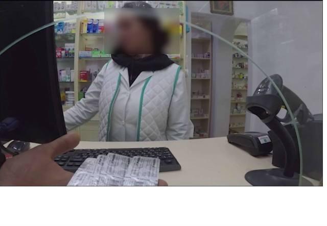 В Одессе фармацевту, которая продала 40 таблеток с кодеином в одни руки, грозят 3 года тюрьмы