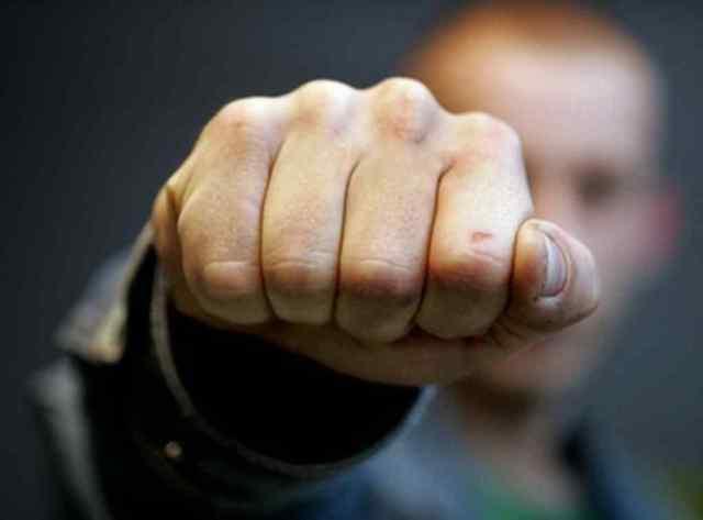 В Одессе «политическая» дискуссия закончилась избиением агитатора