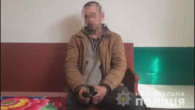 Житель Одесской области задушил сожительницу, потому что она угрожала его бросить. Видео