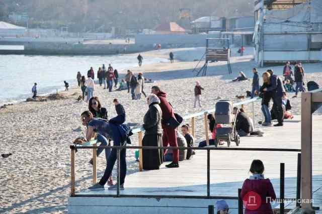 Курортный сезон в Одессе: городские пляжи должны быть готовы к 1 мая
