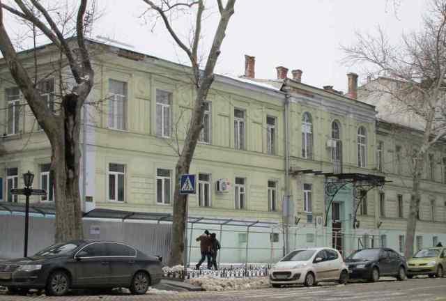 В Одессе за еще 6 млн грн снова отремонтируют жилой дом Маразли