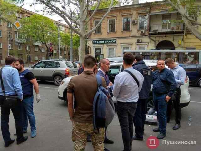 Главного по одесским паркам задержали за взятку: появились подробности