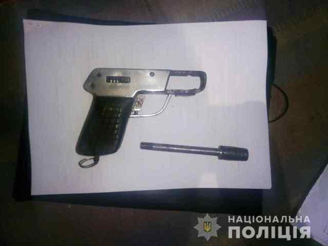Похвастался соседу оружием: у жителя Одесской области нашли самодельный пистолет