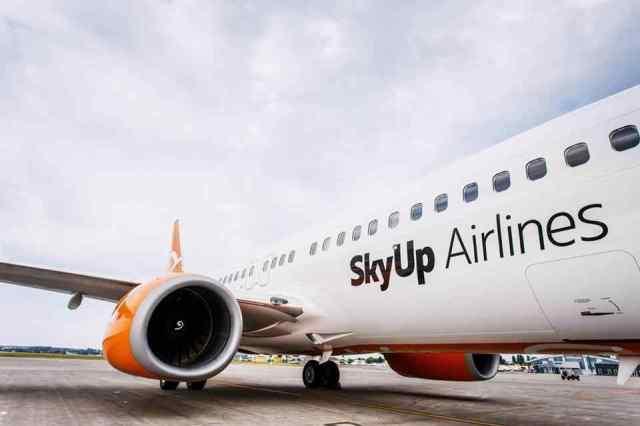 Суд приостановил лицензию SkyUp Airlines, но рейсы из Одессы еще выполняются
