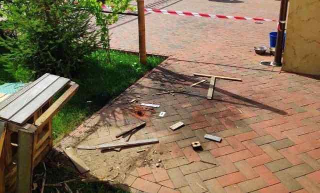 В Овидиопольском районе прогремел взрыв: неизвестные бросили гранату в дом к главе общественного совета ГФС