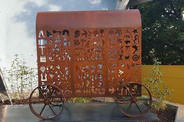 В Швейцарии открыли памятник основателю Шабо
