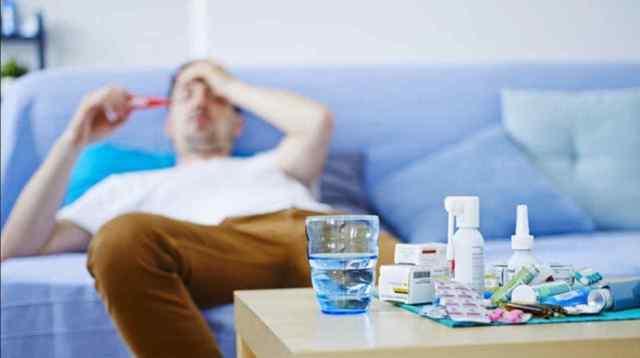 В Одессе заболеваемость гриппом превысила эпидпорог