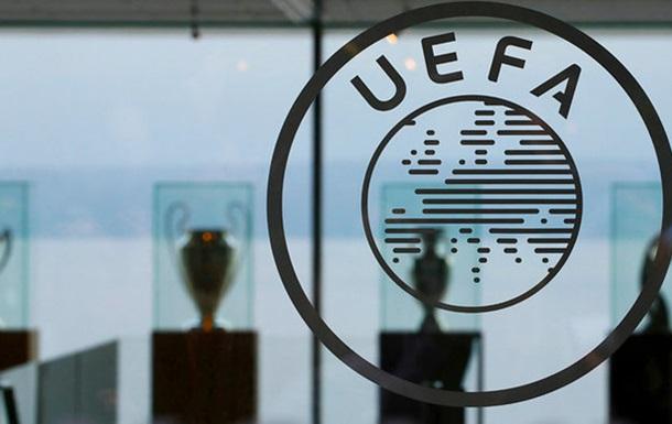 УЕФА обсудит с национальными ассоциациями варианты завершения сезона