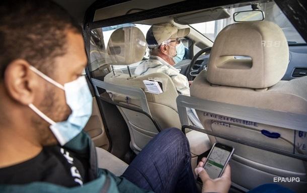 Из-за коронавируса Uber ввел новые правила на поездки