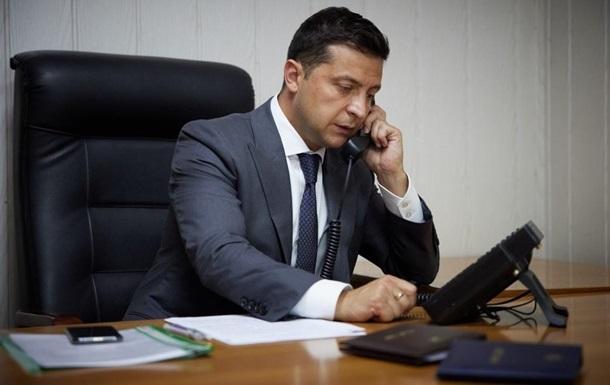Зеленский обсудил Донбасс с президентом Литвы