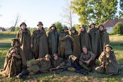 Курс молодого бойца в проекте «Аты-баты, шли солдаты»