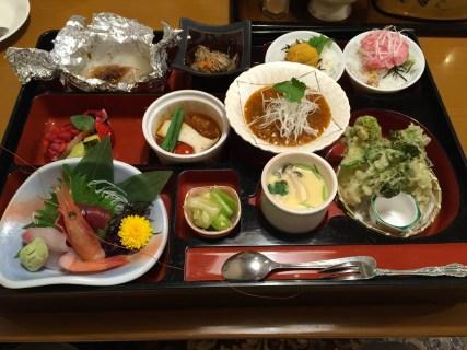 今日は石巻の竹乃浦さんでランチを楽しみました