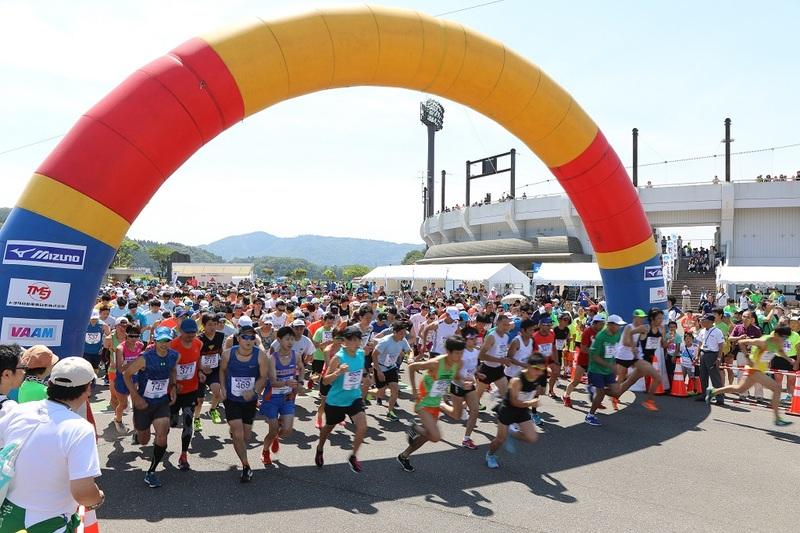 【6月22日(土)23日(日)】いしのまき復興マラソン ゲストランナーはオリンピックで活躍された谷川真理さん。復興へと進む「元気な石巻!」を応援