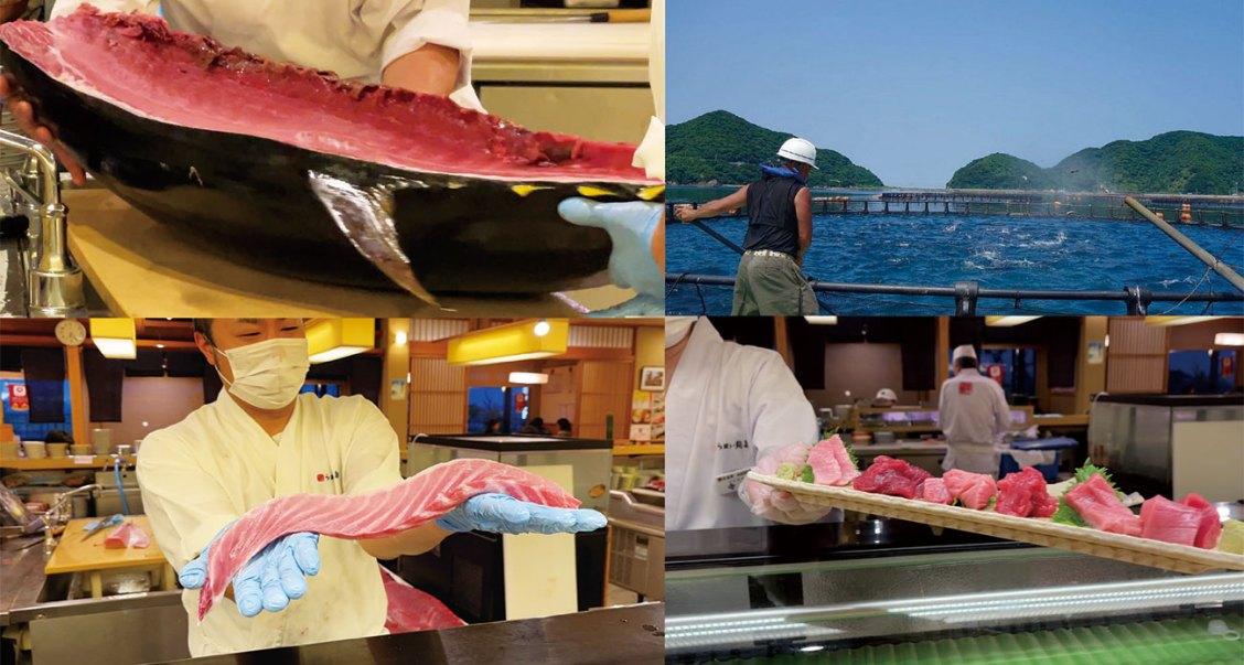 うまい鮨勘の2021夏グルメ・愛媛県宇和島産の本マグロを味わい尽くす