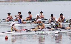 希望に向かって出漕 2021 Miyagi High SchoolRowing Championship|令和3年度・第70回宮城県高等学校総合体育大会ボート競技