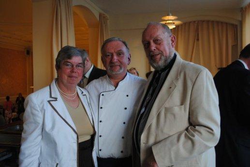 20 Jahre Verein der Köche der Hauptstadt und Neuwahl des Vorstand