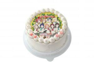 ラブライブ!サンシャインケーキ