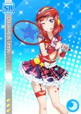 西木野真姫SR<テニス編>