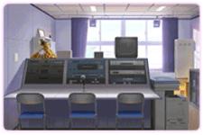 浦の星女学院・放送室