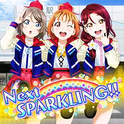 Next SPARKLING!!