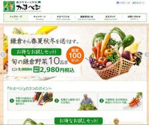 鎌倉野菜宅配