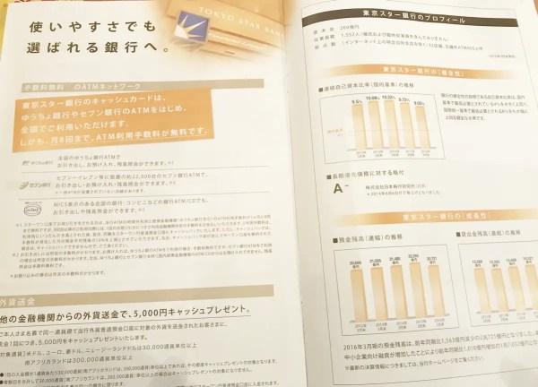 東京スター銀行のご案内