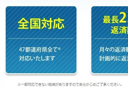 3位.事業者向け不動産担保ローン/セゾンファンデックス