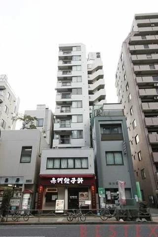 中銀本郷マンシオン 11階