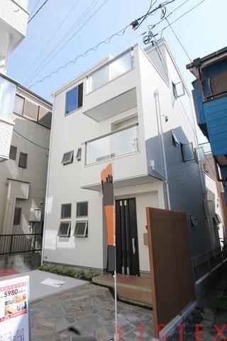本駒込3丁目戸建 B棟(108.33㎡)