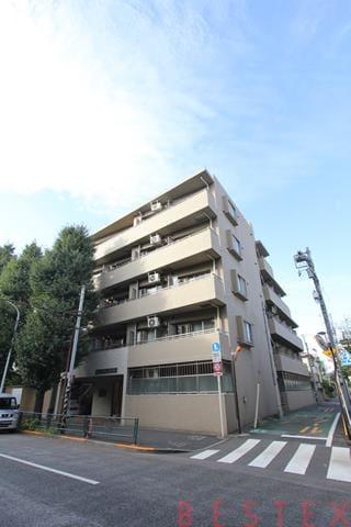 サンテリミオン目白台 4階