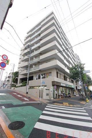 朝日動坂マンション 9階