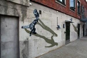 Caminar por las paredes