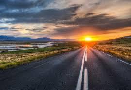 soñar con viajar en carretera