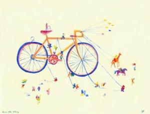 soñar con bicicletas