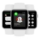 【既読になるのはいつ?】Apple WatchのLINEスタンプ返信方法