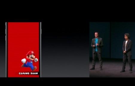 <Apple発表会での様子>