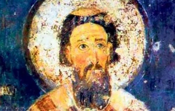 Остоја Симетић: Свети Сава
